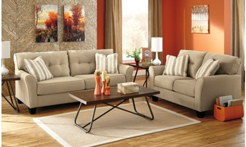 Look for a furniture package that matches your style.